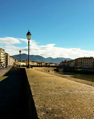 Pisa and Its Lungarnos