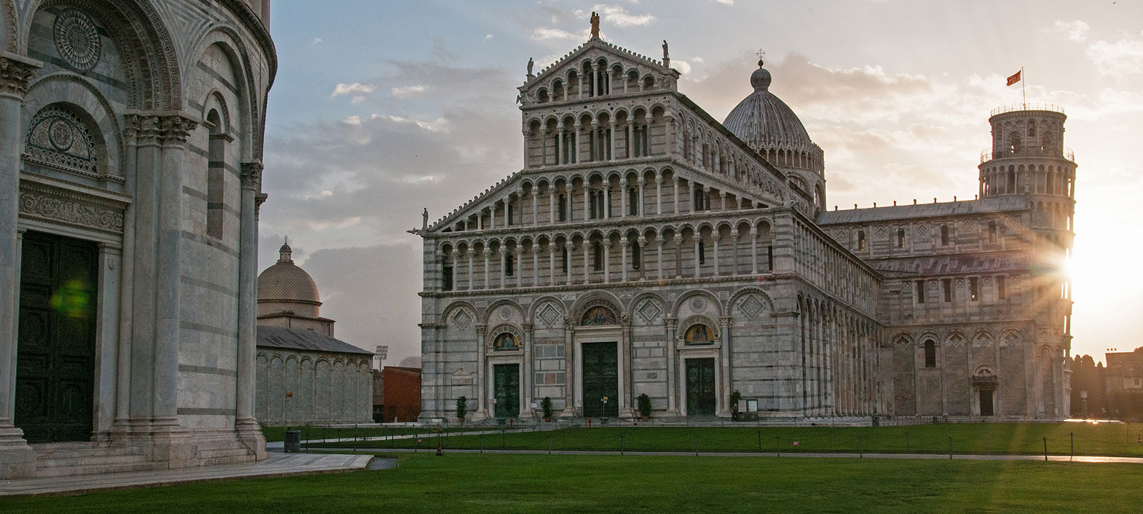 The Pisa Sindrom: What a beauty!