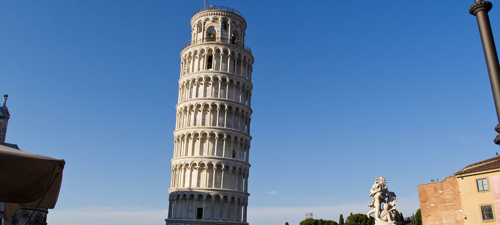 Stunning and Leaning Pisa
